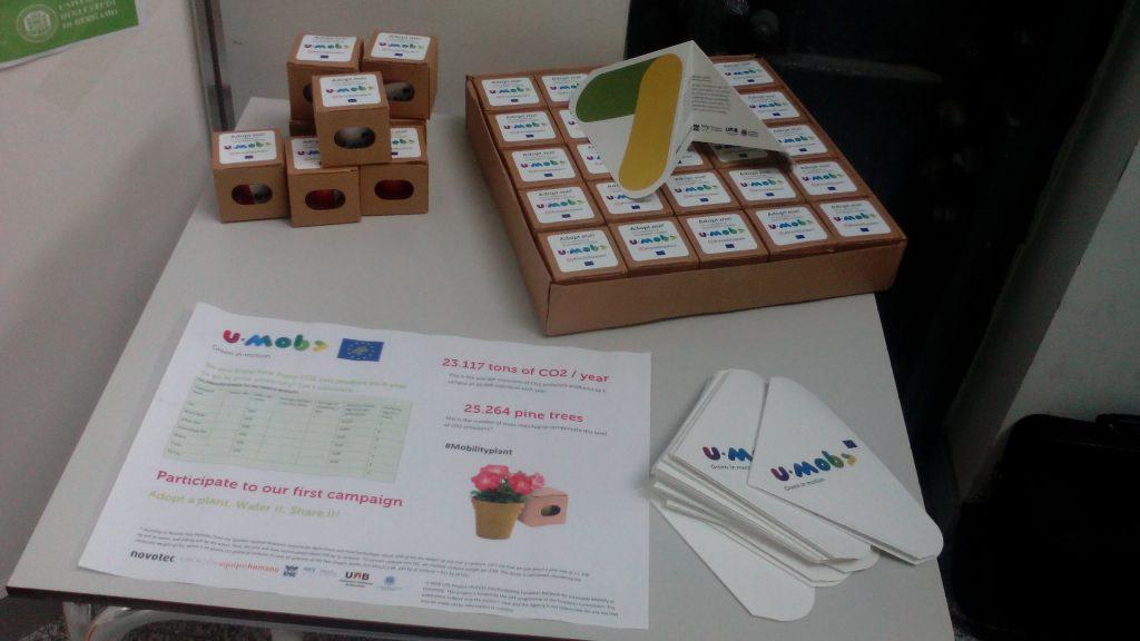 El proyecto U-MOB LIFE en la Conferencia COPERNICUS-Alliance en Viena